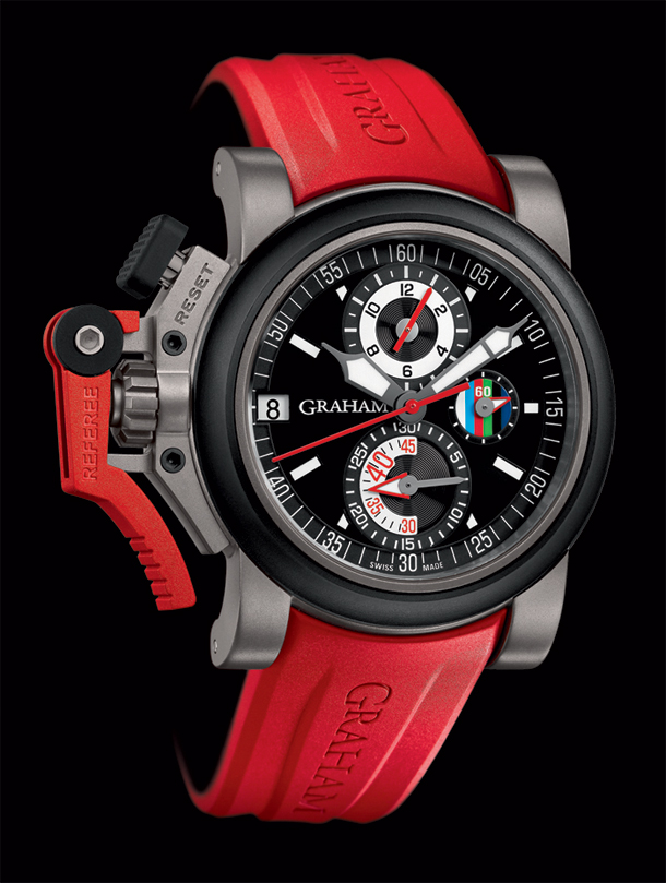 Chronofighter Oversize Referee - black dial - 2OVKK.B36A