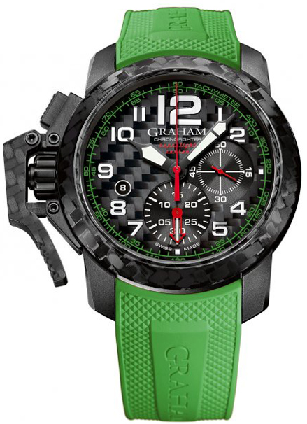 graham-chronofighter-superlight-carbon-green