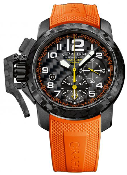 graham-chronofighter-superlight-carbon-orange