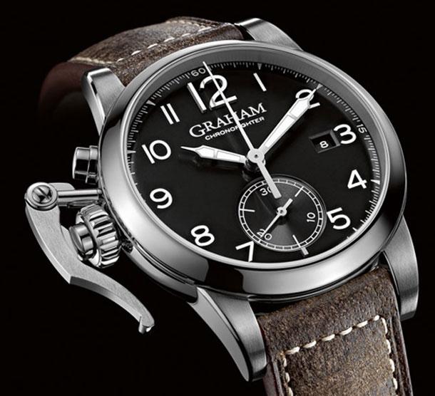 Graham-Chronofighter-1695-steel-black-1