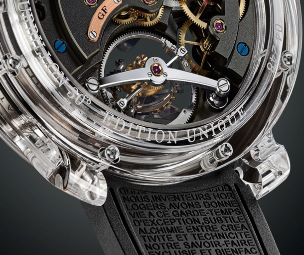 Greubel-Forsey-Double-Tourbillon-30°-Technique-Sapphire-caseback-detail