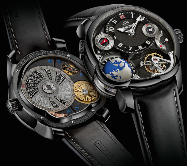 Greubel Forsey GMT Black-1