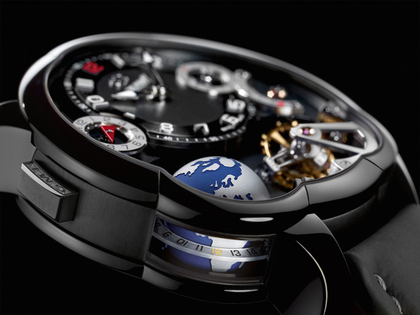 Greubel Forsey GMT Black-2