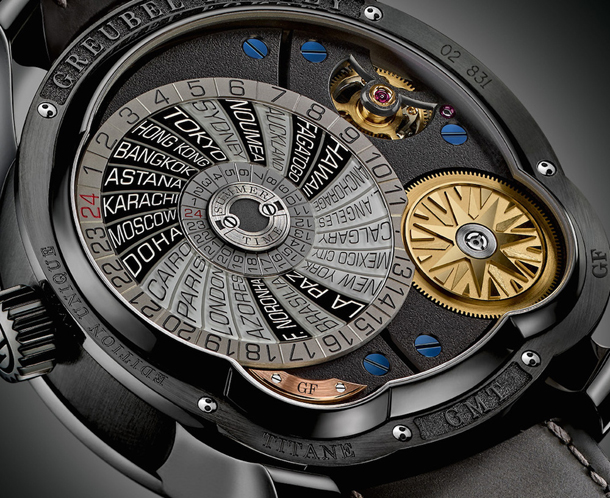 Greubel Forsey GMT Black-3