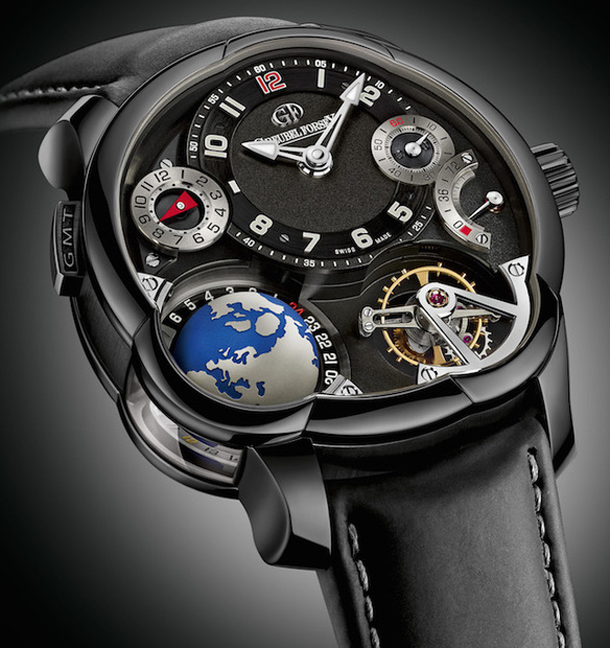 Greubel Forsey GMT Black-4