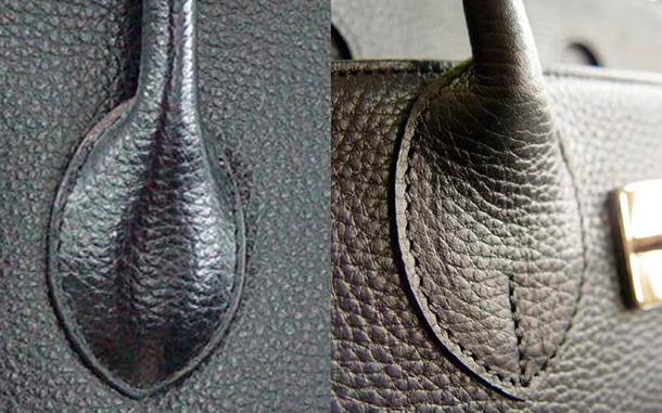 Ручки сумок от Hermes, во-первых, идеально симметричны, а во-вторых, их  делают достаточно крепкими и толстыми, чтобы выдержать любой вес. f04be9dbb3c