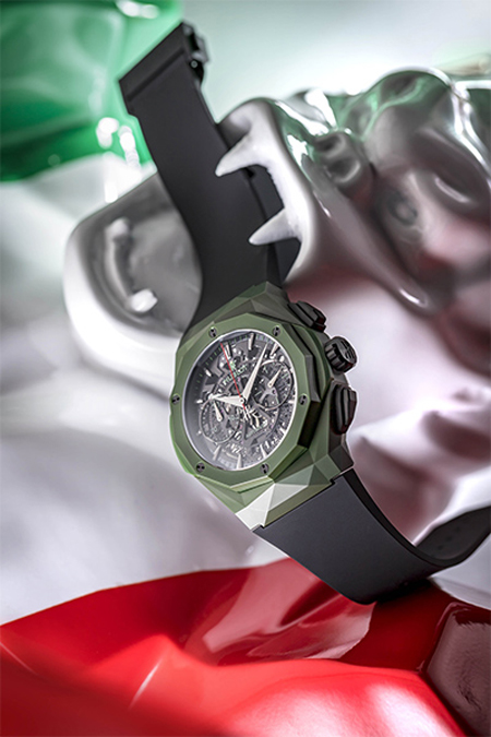 classic-fusion-aerofusion-chronograph-orlinski-mexico-green-ceramic-lifestyle-bouche-gorille