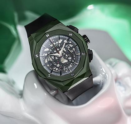 classic-fusion-aerofusion-chronograph-orlinski-mexico-green-ceramic-lifestyle-gorille