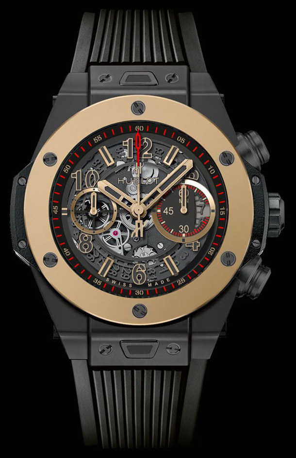 Hublot-Big-Bang-Unico-Magic-Gold-head-on