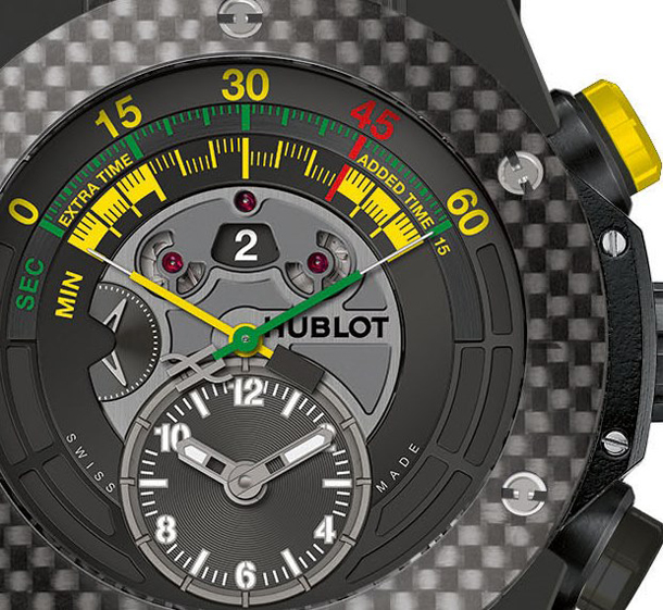 Hublot-King-Pele-Soccer-Bang-Watch-Dial-Detail