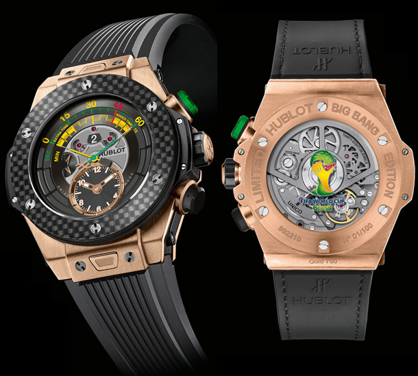 Hublot Big Bang Unico FIFA WC