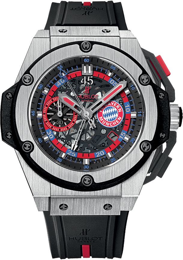 Hublot-King-Power-FC-Bayern-Munich-Watch