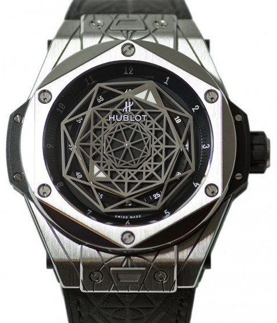 Hublot Big Bang Sang Bleu-1