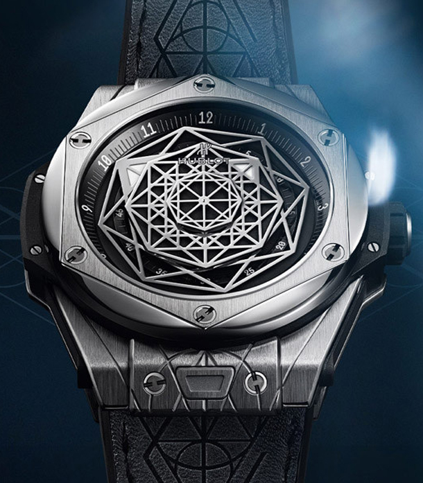 Hublot Big Bang Sang Bleu-4