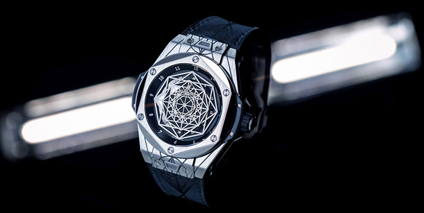 Hublot Big Bang Sang Bleu-5