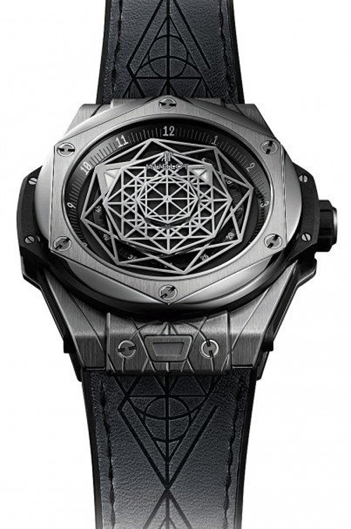 Hublot Big Bang Sang Bleu-7