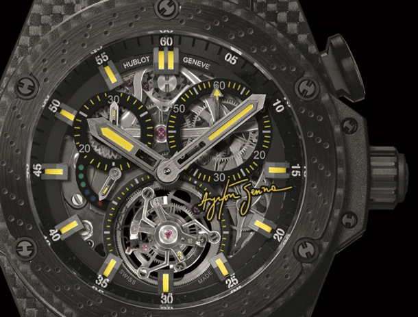 hublot-king-power-ayrton-senna-tourbilllon-close