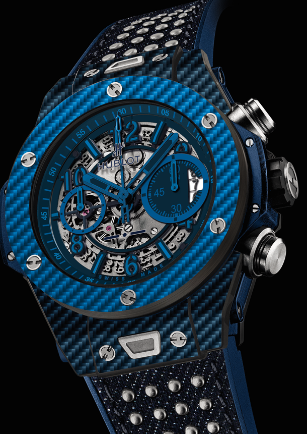 Big Bang Unico Italia Independent/411-yl-5190-nr-iti15-pr-hr-b