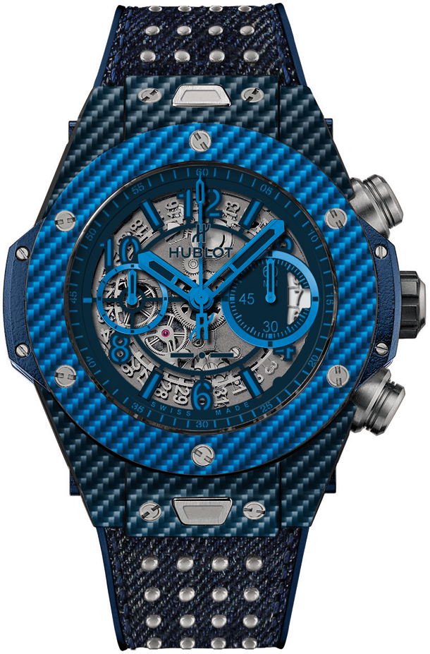 Big Bang Unico Italia Independent/411-yl-5190-nr-iti15-sd-hr-w