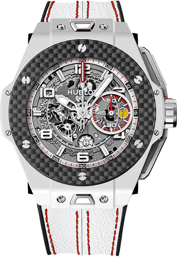 Hublot-Big-Bang-Ferrari-White-Ceramic-Carbon
