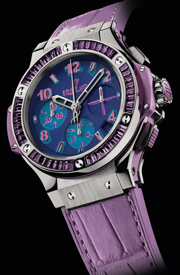 Big Bang Pop Art for Ladies/341.SV.5199.LR.1905.POP14-PR-HR-B