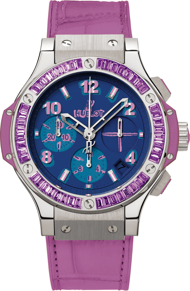 Big Bang Pop Art for Ladies/341.SV.5199.LR.1905.POP14-SD-HR-W