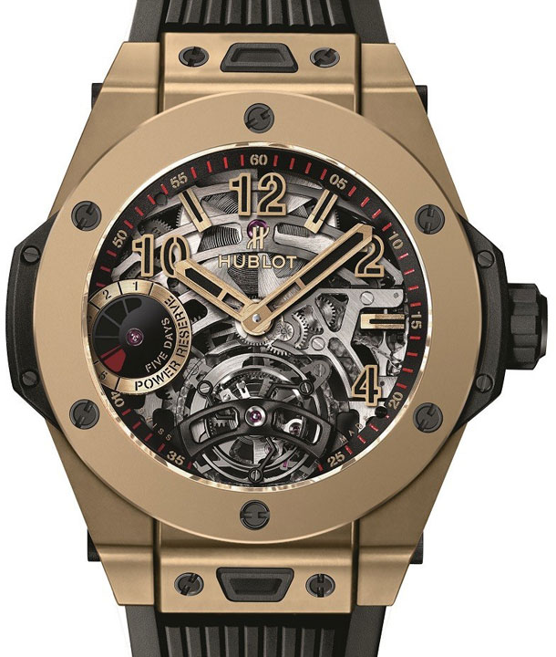 Hublot-Big-Bang-Tourbillon-5-day-Power-Reserve-Indicator-Full-Magic-Gold-Watch-3