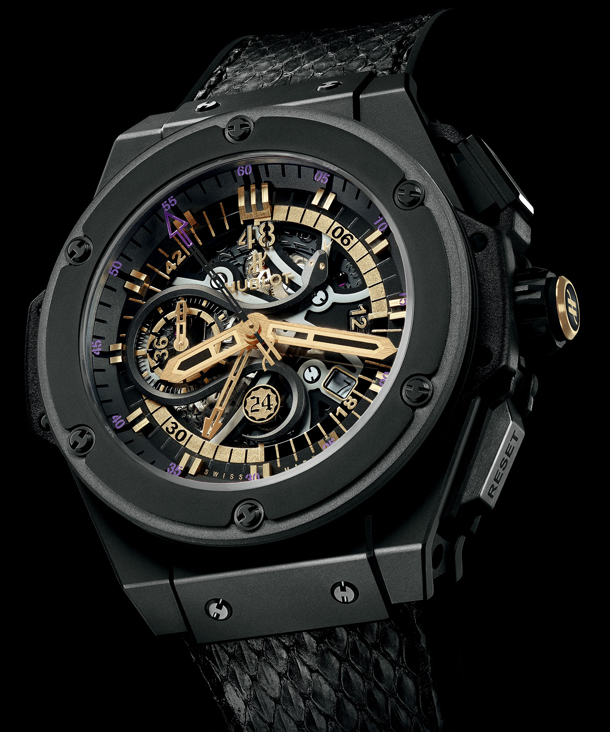 Hublot King Power Black Mamba -1