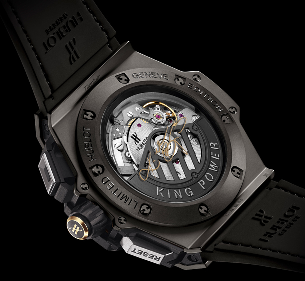Hublot King Power Black Mamba -3
