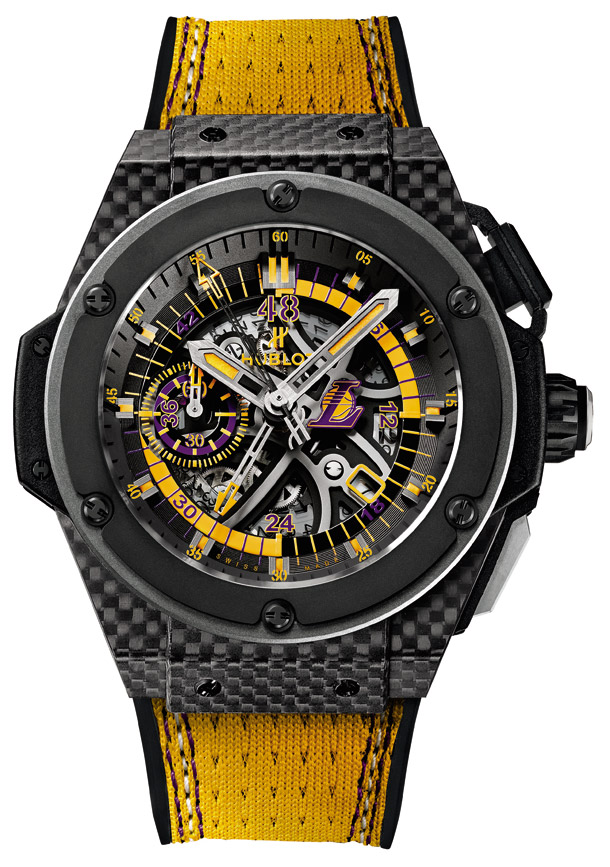 Hublot King Power Los Angeles Lakers -2