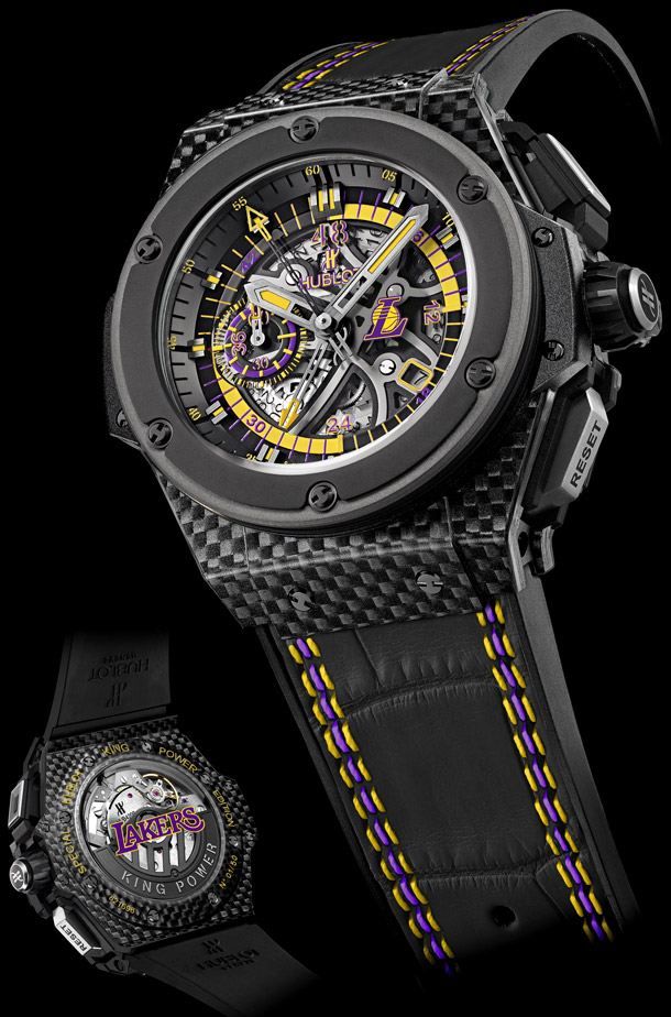 Hublot King Power Los Angeles Lakers -3