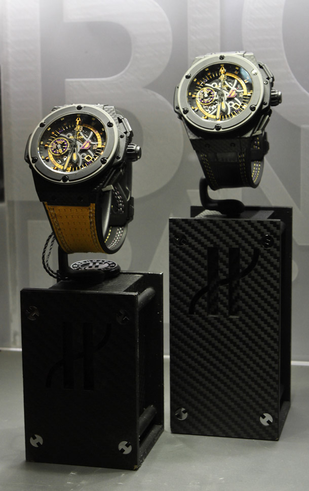 Hublot King Power Los Angeles Lakers -5