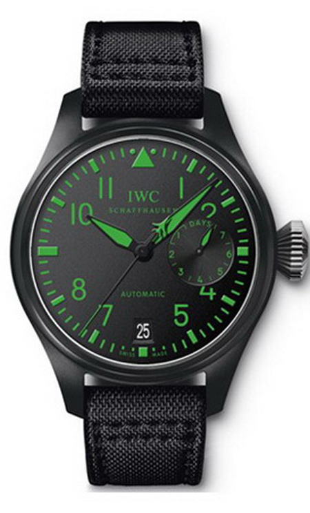 IWC-Big-Pilots-Watch-Top-Gun-IW501903-Green