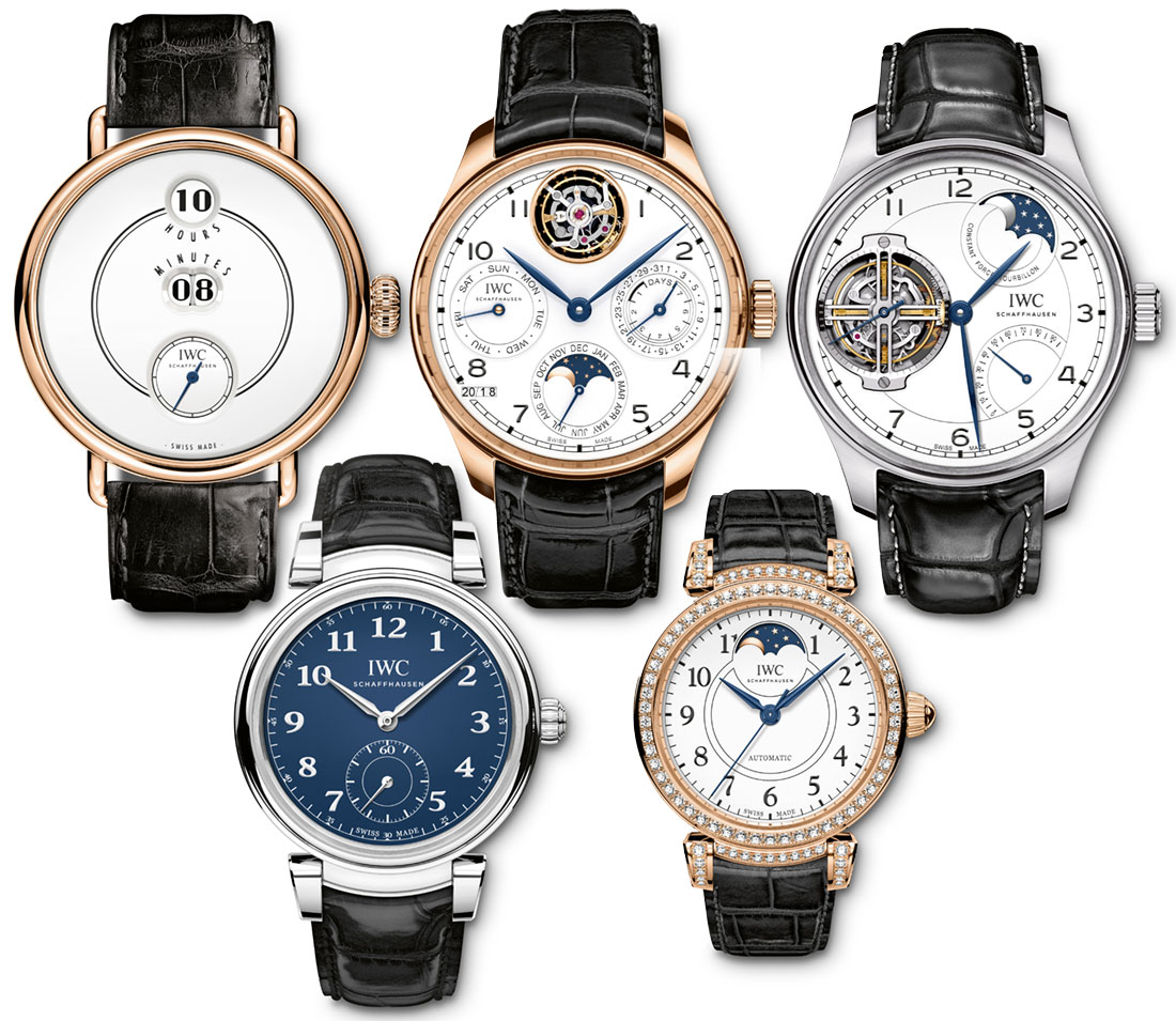 IWC-150-Years-Collection-2018