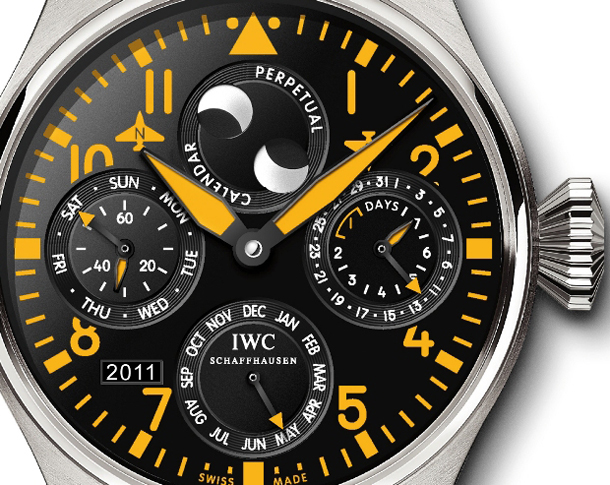 Yellow-IWC-Big-Pilot-Perpetual-Calendar-close