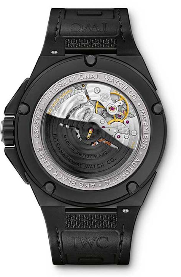 IWC-Ingenieur-AMG-Black-Series-Caseback