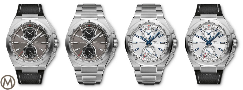 iwc-ingenieur-chronograph-Racer-Collection