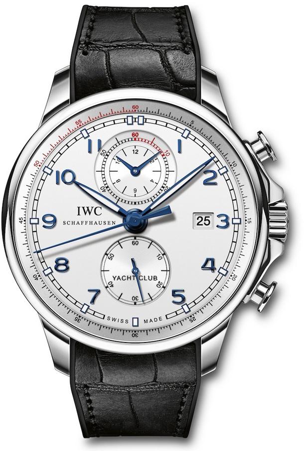 IWC-Portuguese-Yacht-Club-Chronograph-Ocean-Racer-IW390216-IW390216-dial