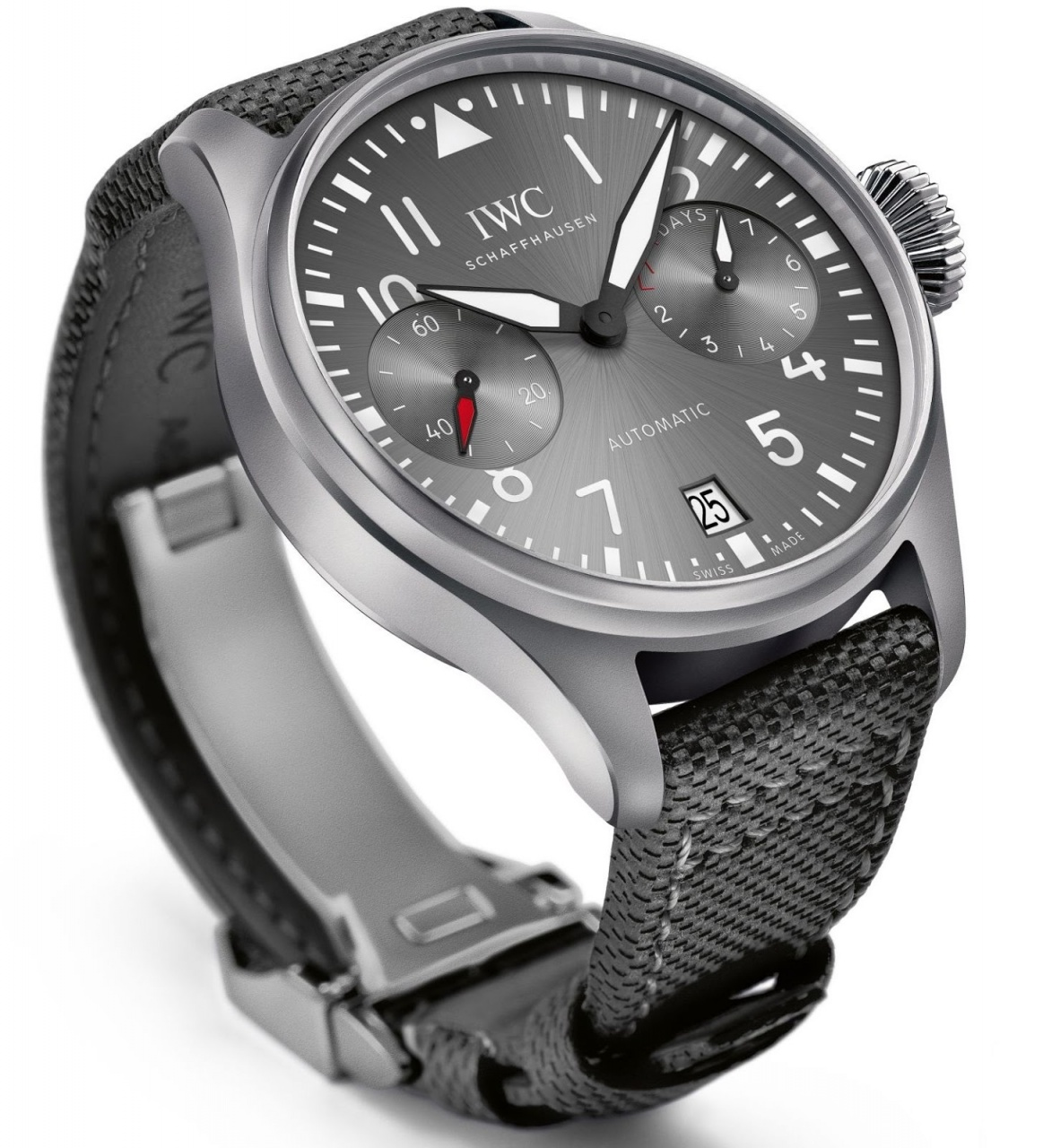 IWC Schaffhausen Big Pilot's Watch Edition Patrouille Suisse-Ref.IW500910 1