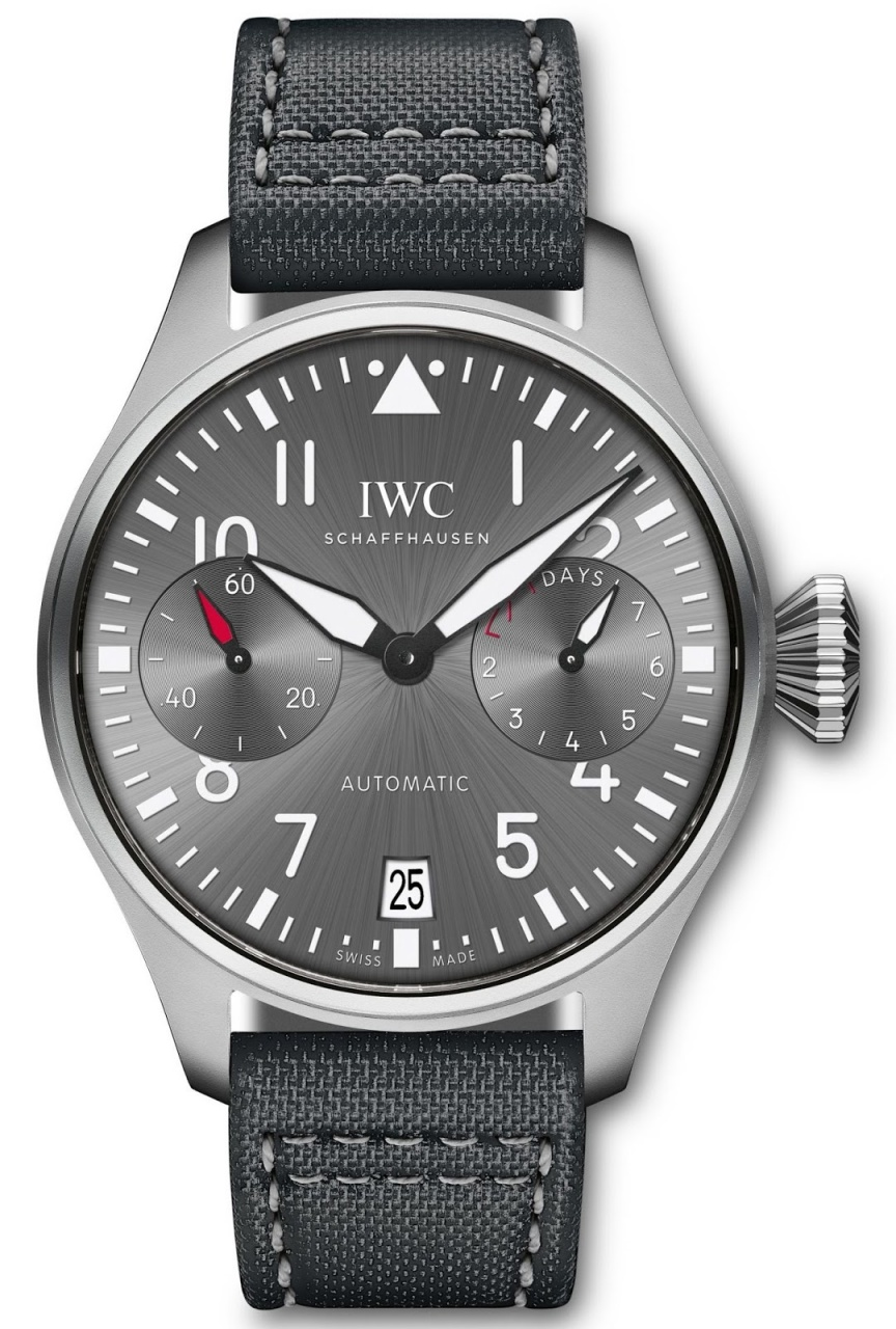 IWC Schaffhausen Big Pilot's Watch Edition Patrouille Suisse-Ref.IW500910