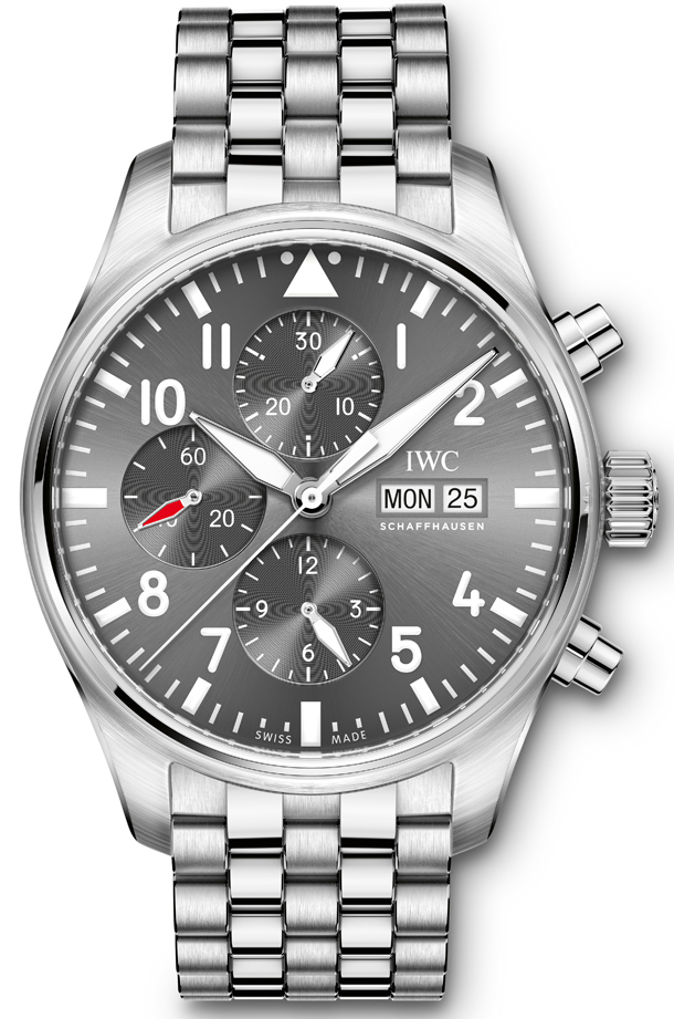 IWC_IW377719_PT_Chronograph_Spitfire_Front