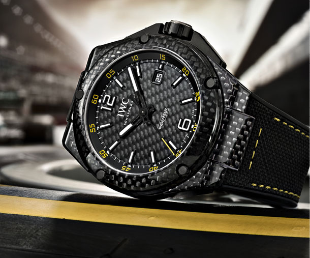IWC_Ingenieur Automatic Carbon Performance_Mood