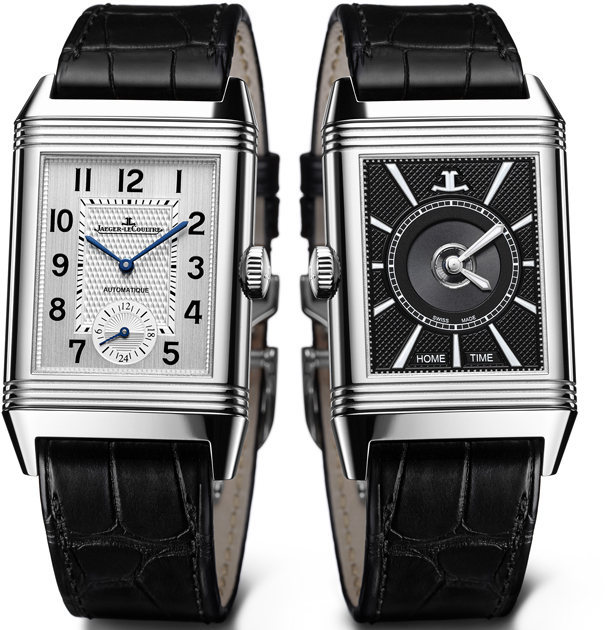 Jaeger-LeCoultre-Reverso-Classic-Duo-in-Stainless-Steel