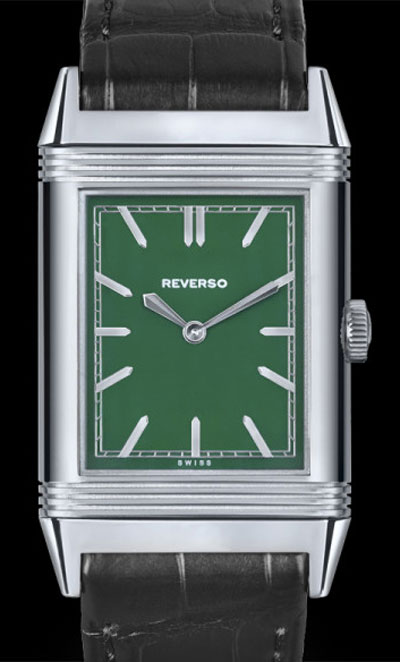 Jaeger-LeCoultre-Grande-Reverso-Ultra-Thin-1931-London-Green-Dial-Edition