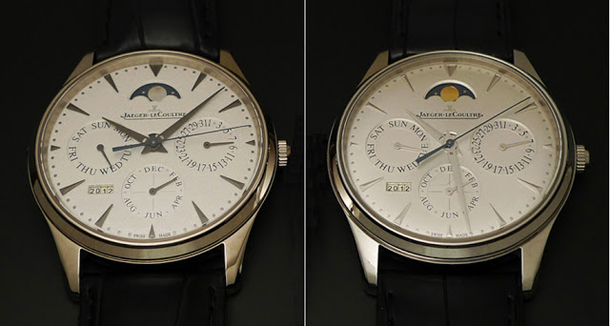 Jaeger-LeCoultre Master Ultra Thin Perpetual WG SS