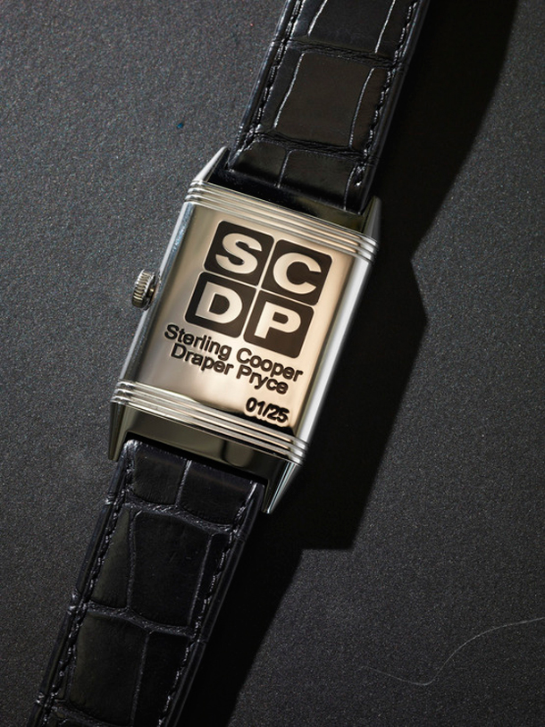 Jaeger-LeCoultre Reverso Ultra-Thin Tribute To Mad Men-2