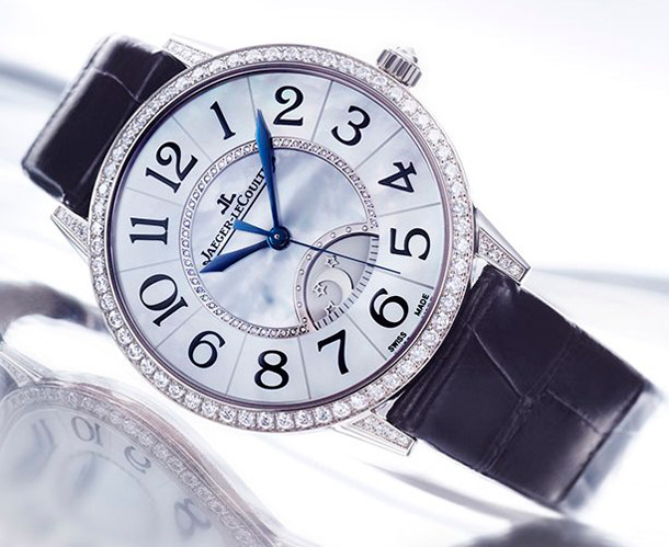 Jaeger-LeCoultre-Rendez-vous-Ladies-Collection-Mother-Pearl-Dial