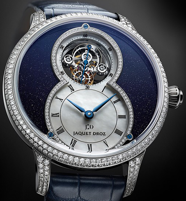 Grande Seconde Tourbillon Aventurine -3