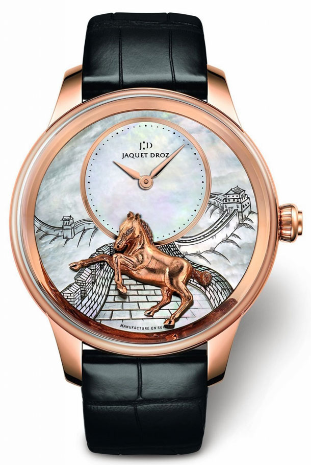 Jaquet_Droz_-_Les_Ateliers_D'art_-_Tribute_to_Year_of_Horse_-Petite_Heure_Minute_41mm