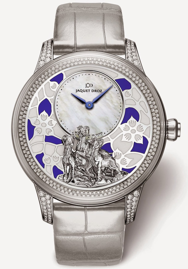 Jaquet-Droz-Ateliers-dArt-Petite-Heure-Minute-Year-of-the-Goat-white-gold